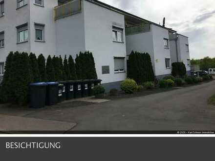 interessante und wunderschöne Wohnung 2 ZKB Balkon in Feldrandlage in Homburg-Sanddorf