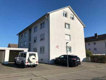 Erstbezug nach Sanierung- 3- Zimmer Wohnung in zentraler Lage von Rielasingen
