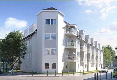 edle 2-Zi WE mit Balkon
