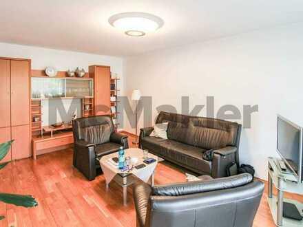 Attraktive 3-Zimmer-Wohnung mit Loggia in Mannheim-Schönau auf einem Erbbaugrundstück