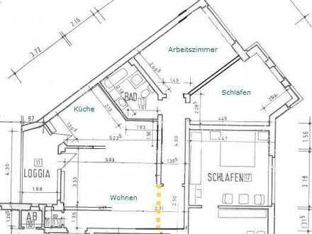 Aufwändig sanierte Altbauwohnung in guter Lage in Dortmund