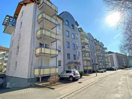 Moderne barrierefreie Eigentumswohnung mit Sonnenbalkon in ruhiger Lage