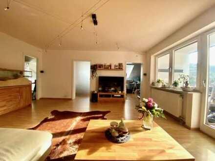 Gepflegte 3 Zimmer-Wohnung direkt am Waldrand in Unterreichenbach- Calw!