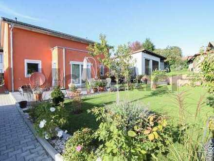 Ein Traum für Familien: Modernes EFH mit Garten und Terrasse in ruhiger Lage nahe Memmingen