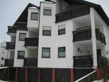 Schöne helle 2-Zimmer-Dachgeschosswohnung