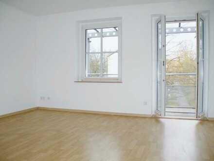 3 Zimmer mit Balkon in Chemnitz Siegmar mieten!