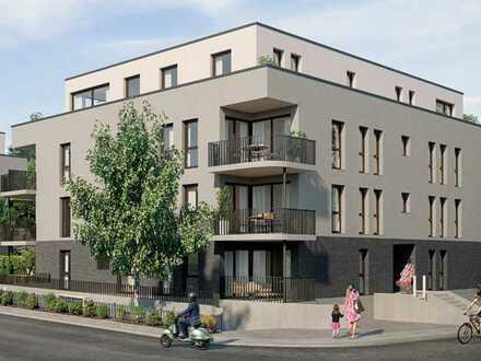 Erstbezug: exklusive 3-Zimmer-Wohnung mit EBK und Balkon in Winnenden