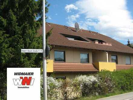 # Nette Wohnung mit Dachterrasse