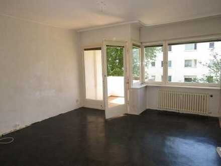 BRIGHT QUIET APARTMENT WITH SPACIOUS BALCONY IN UP-AND-COMING LOCATION