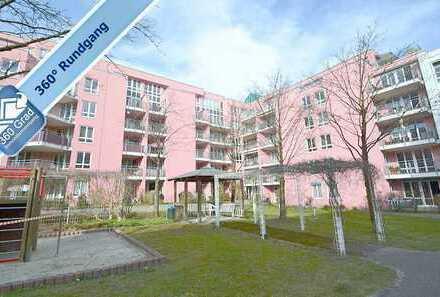 Jetzt mit Online-Besichtigung! DREI ruhig gelegene Apartments in Top Lage nahe Hackerbrücke