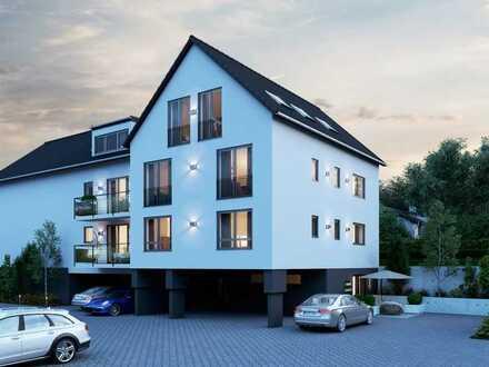 2 Zimmer Neubauwohnung im Zentrum von Stuttgart-Obertürkheim
