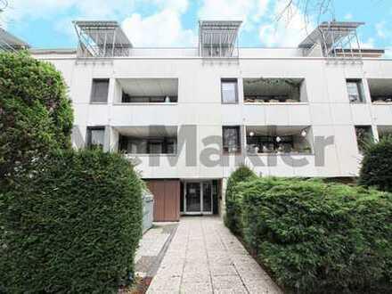 Rhein- und zentrumsnah: Sonnige 2,5-Zi.-ETW mit Südwest-Loggia und Garage in Bonn-Beuel