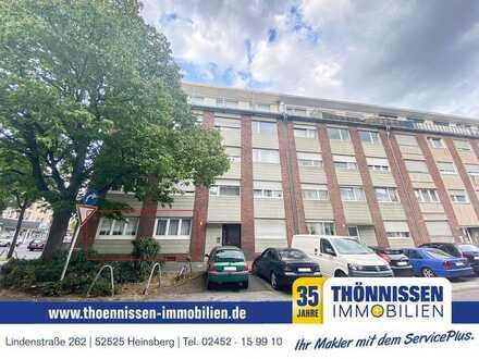 Vermietete 2 Zimmer EG- Wohnung – zentral in MG-Rheydt