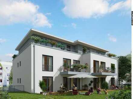 Neubau-Erstbezug! Familienfreundliche 4 Zimmer Wohnung mit eigenem Garten!