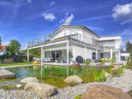 Doppelhaushälfte 3 in Bestlage inkl. Grundstück und Erschließung