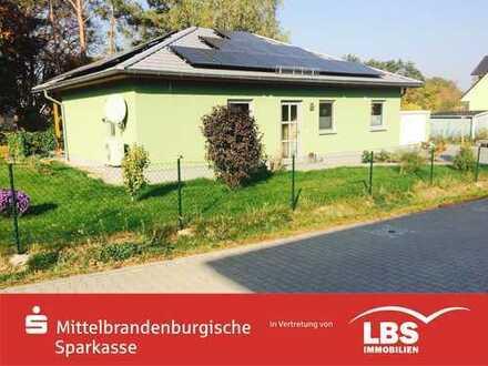 """Ab an den See!"" Haus im Bungalowstil in Seenähe!"
