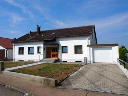 Ruhig gelegenes Einfamilienhaus in Eglingen zu vermieten