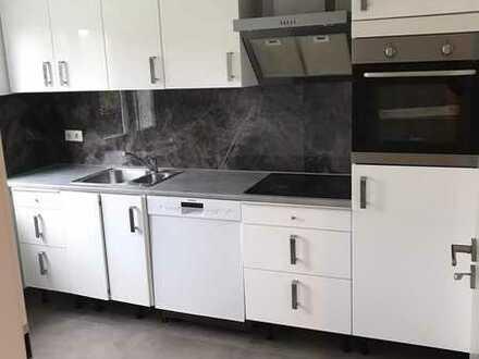 neu renovierte 3-Zimmer-EG-Wohnung mit Einbauküche in Pappenheim