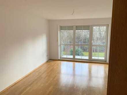 In zentraler, ruhiger Lage: Schöne Wohnung (3ZKB, etc.) mit Balkon und TG-Stellplatz!