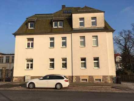 2-Raum-Wohnung mit Balkon und EBK in Hohenstein-Ernstthal