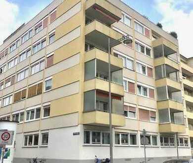 """""""Mannheim-Oststadt"""" renovierte 2-Zimmer-Wohnung zu vermieten www.immo-kraemer.de"""