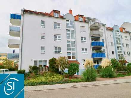 Eine Wohnung zum Verlieben... lichtdurchflutete 2 ZKB-Eigentumswohnung mit XXL-Sonnenterrasse