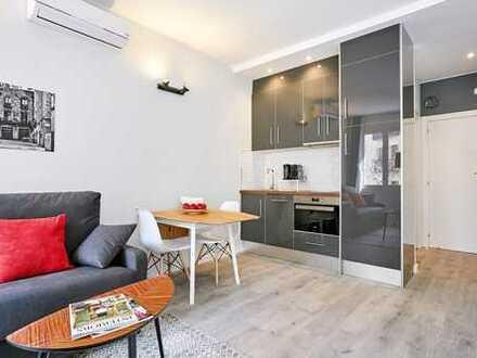 Komplette Wohnung
