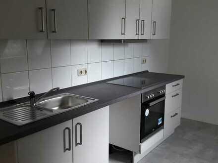 renovierte 2-Zimmer-Dachgeschoßwohnung mit neuer Einbauküche