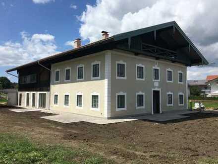 Stadelloft mit 3 Zimmern und Galerie in einem denkmalgeschützten Bauernhof in Bernau am Chiemsee