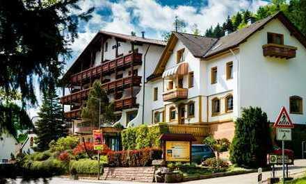 Top gepflegtes Hotel im Schwarzwald mit Wellnessbereich