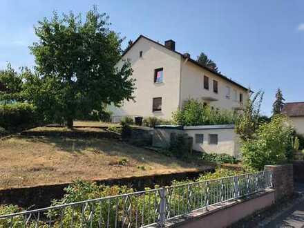 Doppelhaushälfte mit schönem Gartengrundstück am Altenberg in Bad Kissingen