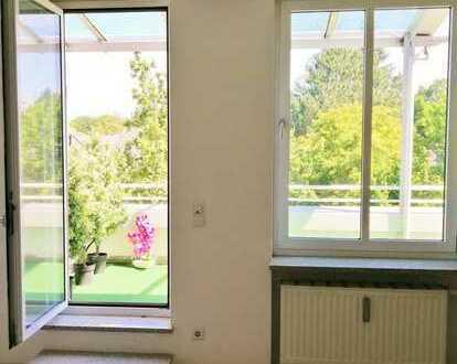 OHNE PROVISION- Sonnige 2-Zimmer Terassenwohnung in exklusiver Bestlage, München-Bogenhausen