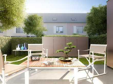 Wir erfüllen Ihren Wohntraum auf 120 m² Wohnfläche mit eigenem Garten in Finkenwerder!