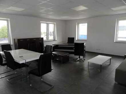 Moderne Büroräume, evtl. auch Teilflächen zu vermieten
