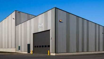 Logistikimmobilie im Duisburger Hafen | 19.700 m² mit Seitenladetunnel und Außenfläche