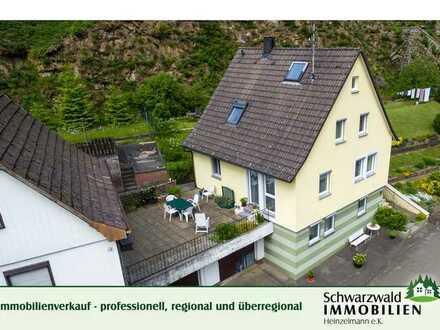 Top saniertes 1-2- Familienhaus in 72275 Alpirsbach