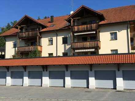 3-Zimmer-Wohnung in Eging am See (Dachgeschoss)