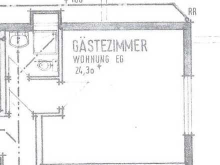 1 Zimmer Mietwohnung in Dossenheim