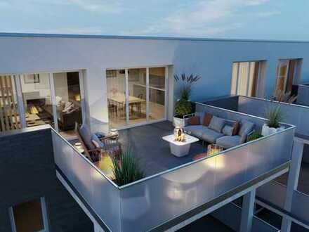 Barrierefreie - KfW 55 - Wohnungen, in einer der wenigen verfügbaren Lagen in Mh.-Dümpten. ETW-Nr.3