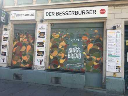 Foodstore im Szeneviertel abzugeben