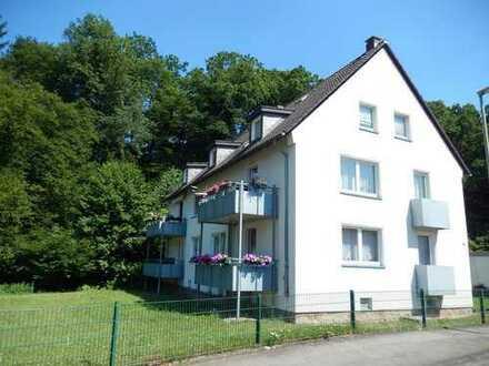 2 Zimmer Dachgeschoss-Wohnung in Hagen-Hohenlimburg