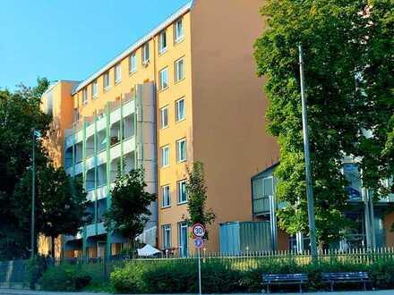 Ⓒitynah & Ⓝaturverbunden: Studentenapartment zentral in München!