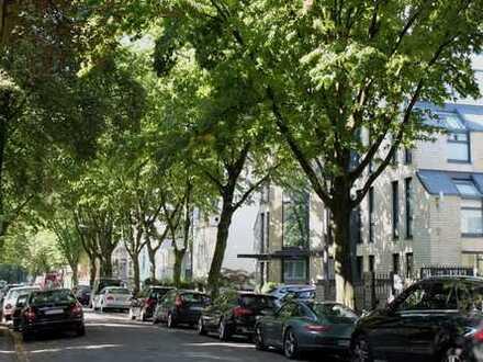 Braunsfeld Bestlage: großzügige 3-Zi-Wohnung mit Terrasse ins Grüne