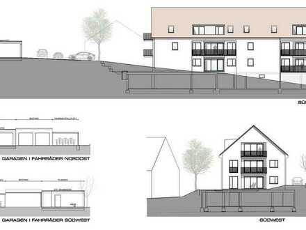 Erstbezug mit Balkon: attraktive 3-Zimmer-Wohnung in Maselheim