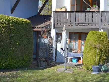 Provisionsfrei für Käufer: 3-Zimmer-Gartenwohnung mit Souterrain-Bereich in Burgrain