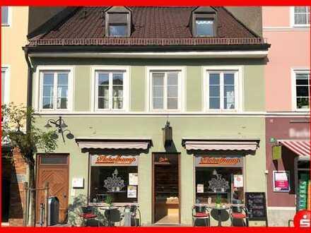 Laden in absoluter Bestlage - Murnau - Fußgängerzone