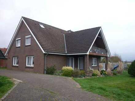 Dachgeschosswohnung in ruhiger Lage - direkt an der Lühe mit Gartennutzung