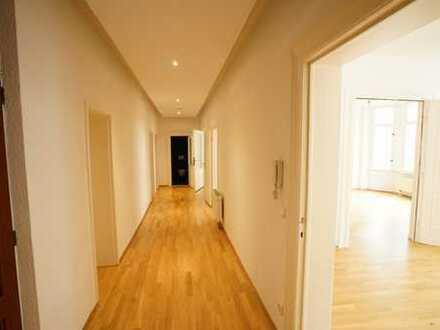 **Familienwohnung im Herzen von Halle // u.a. Sauna, Balkon, Einbauküche & Keller**