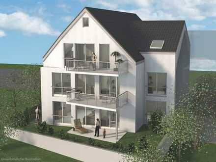 Attraktive 4,5-Zimmer-Wohnung mit großem tollen Balkon im Obergeschoss (Wohnung 4d)