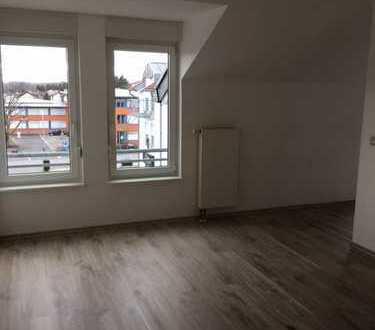 Helle, gepflegte 2 ZKB Wohnung + AR in zentraler Lage zur Miete in Schwalbach